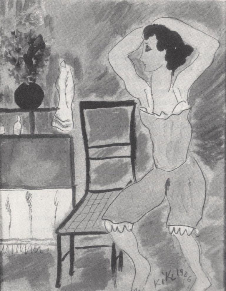 Kiki. Femme à sa toilette 1926.jpg 001