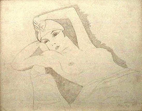 Man Ray. Illustration 1924