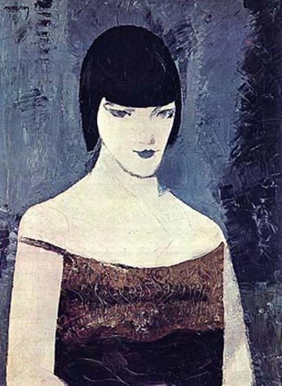 Man Ray. Kiki 1923