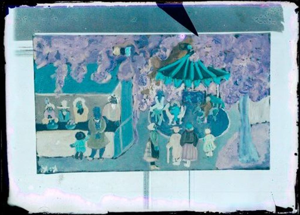 Man Ray. Reproduction d'une peinture de Kiki de Montparnasse  1925. Via RMN