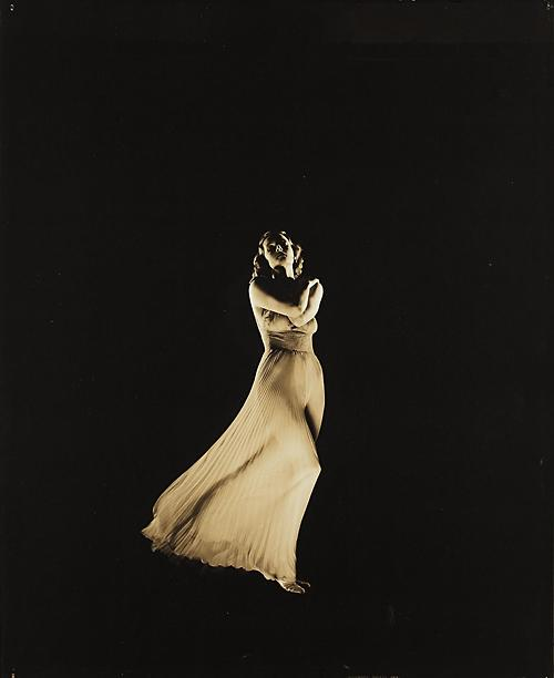 Edward Setichen- Givili Andre (Vogue), 1937