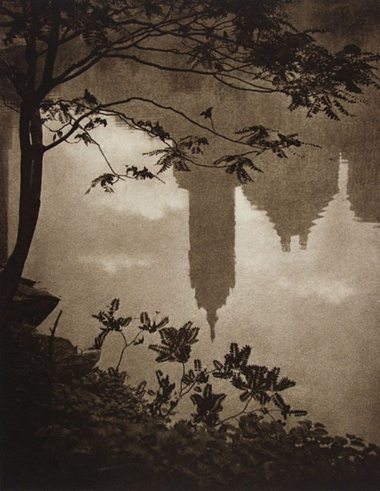 Adolf Fassbender. City symphony 1937 Via photogravure. jpg