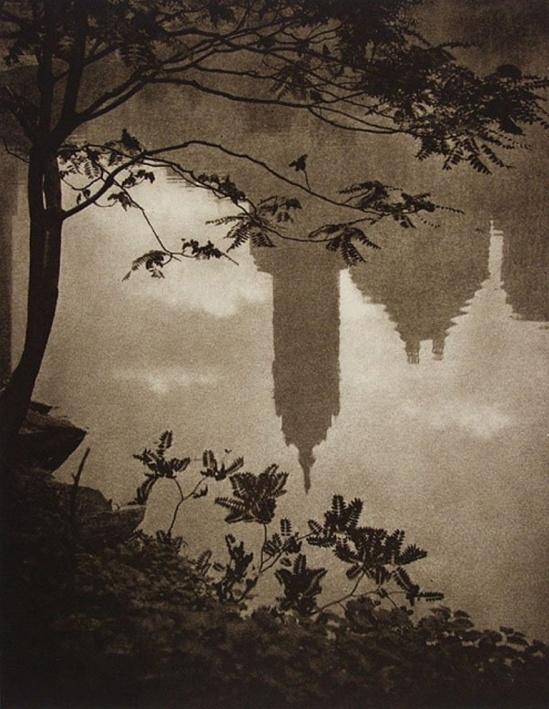 Adolf Fassbender. City symphony 1937 Via photogravure. jpg