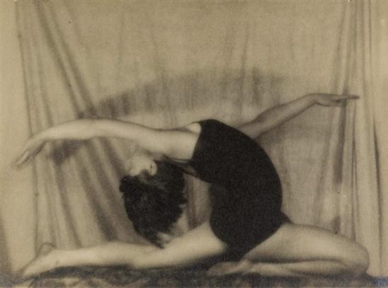 Alexander Grinberg. Maryia Peschanaya. Etude acrobatique. Via mutualart