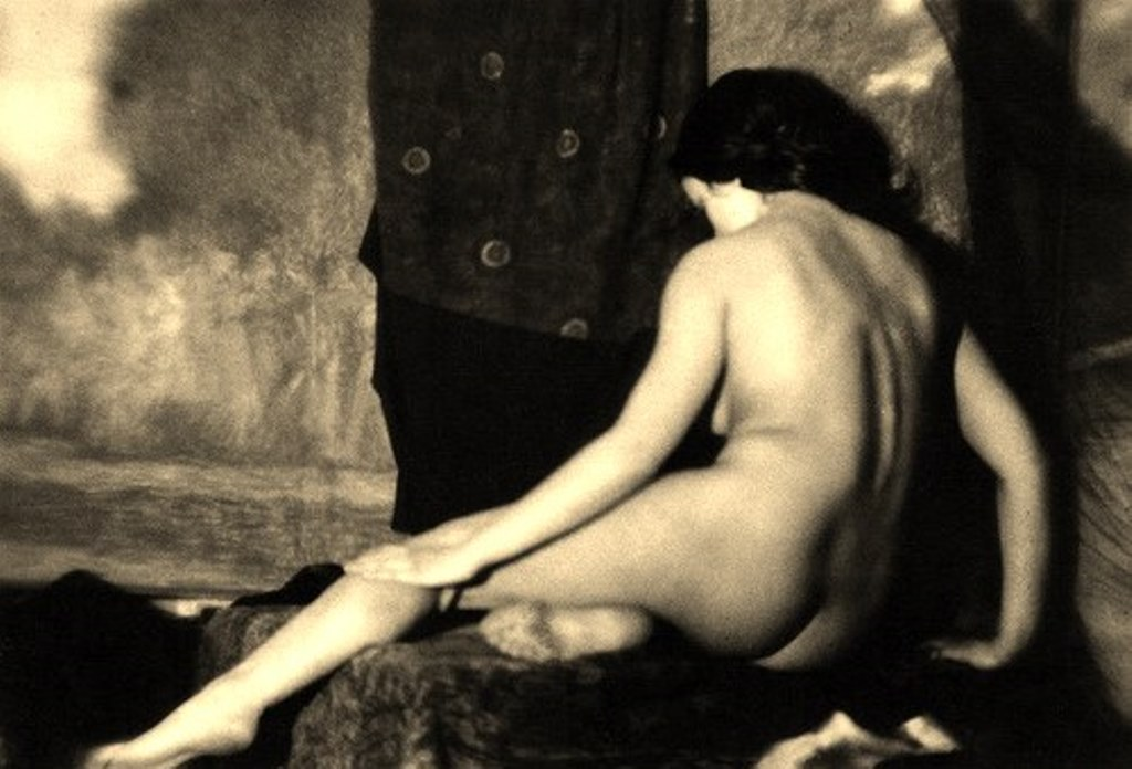 Alexander Grinberg. Nu 1915-1930. Via russianphotographs.net