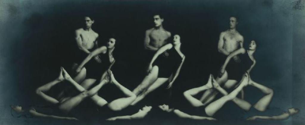 Alexander Grinberg. Study of movement 1925. Via russianpictorialism