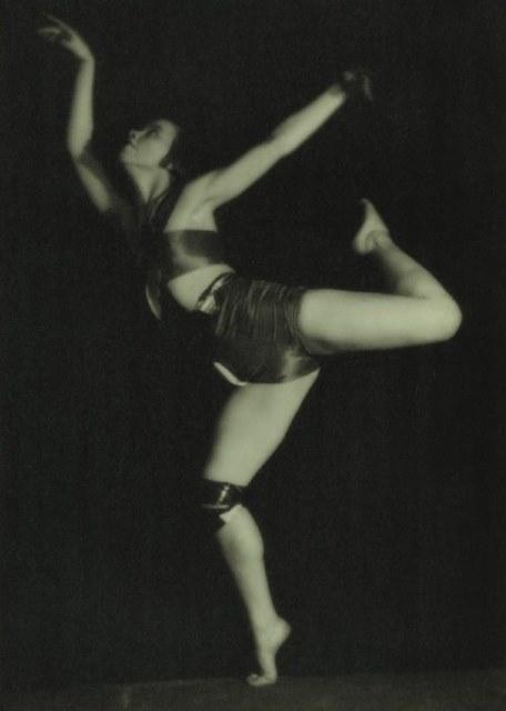 Alexander Grinberg. Study of Movement 1926-1928. Via russianpictorialism