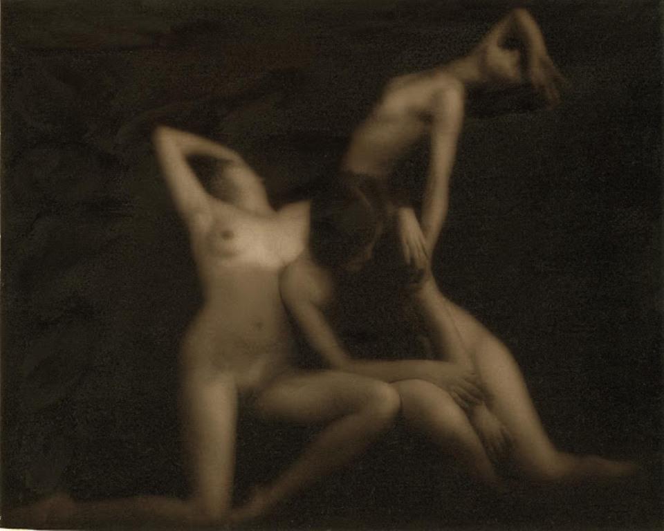 Alexander Grinberg . Study of movement 1926 . Via billyjane