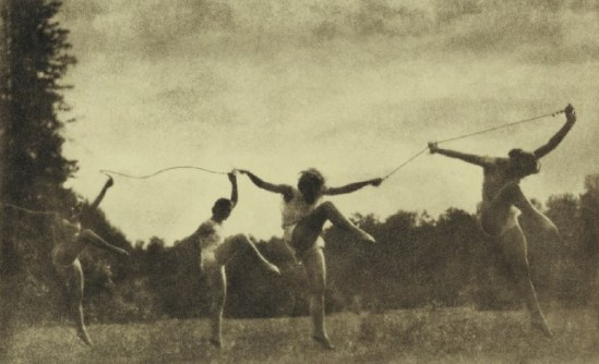 Alexander Grinberg. Study of movement 1928. Via russianpictorialism