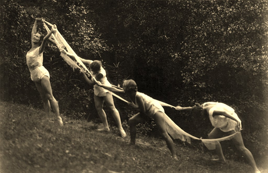 Alexander Grinberg. The Art of Movement 1920. Via russianphotographs