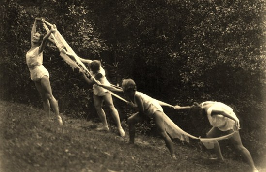 Alexander Grinberg. The Art of Movement 1920. Via russianphotographs