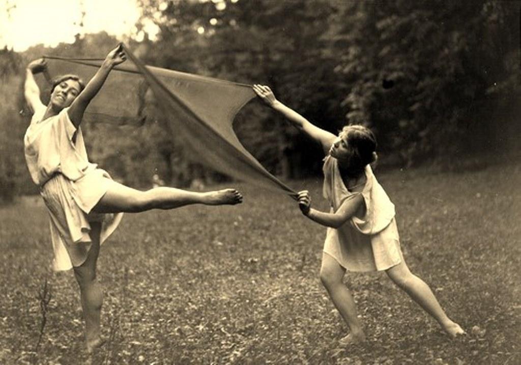 Alexander Grinberg12. The Art of Movement 1920. Via russianphotographs