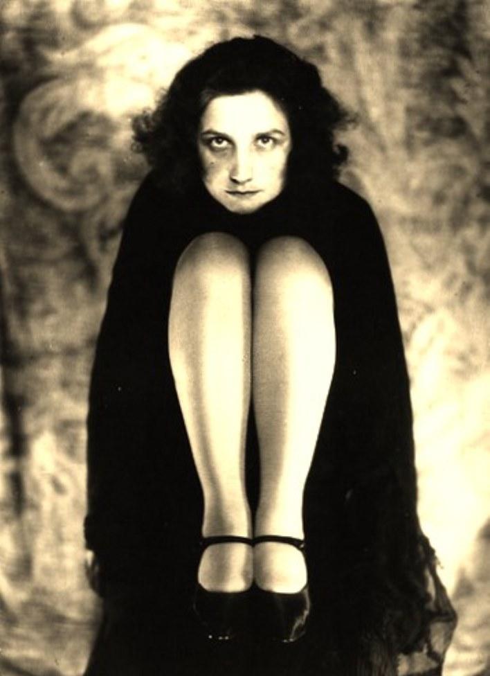 Alexander Grinberg12. The art of symbolism 1920. Via russianphotographs.jpg2