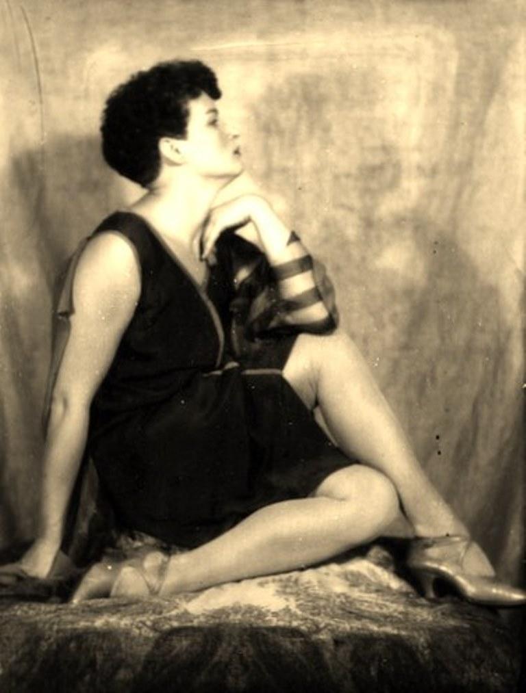 Alexander Grinberg16. The art of symbolism 1920. Via russianphotographs