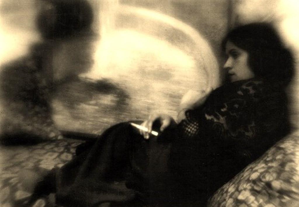 Alexander Grinberg18. The art of symbolism 1920. Via russianphotographs