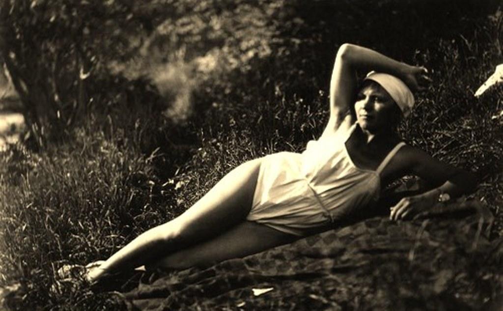 Alexander Grinberg2. The Art of Movement 1920. Via russianphotographs