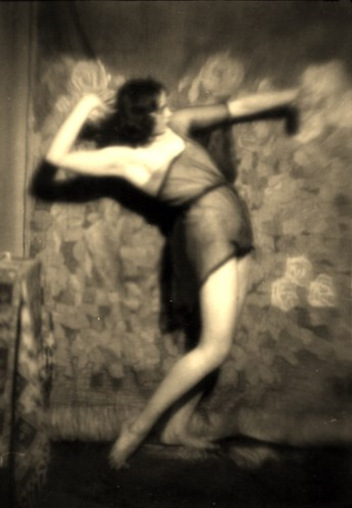Alexander Grinberg. The Theatre of Meyerhold 1920 Via russianphotographs