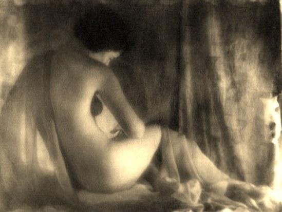 Alexander Grinberg5. Nu 1915-1930. Via russianphotographs.net