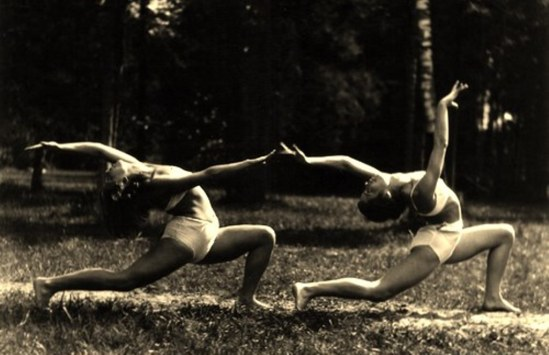 Alexander Grinberg7. The Art of Movement 1920. Via russianphotographs