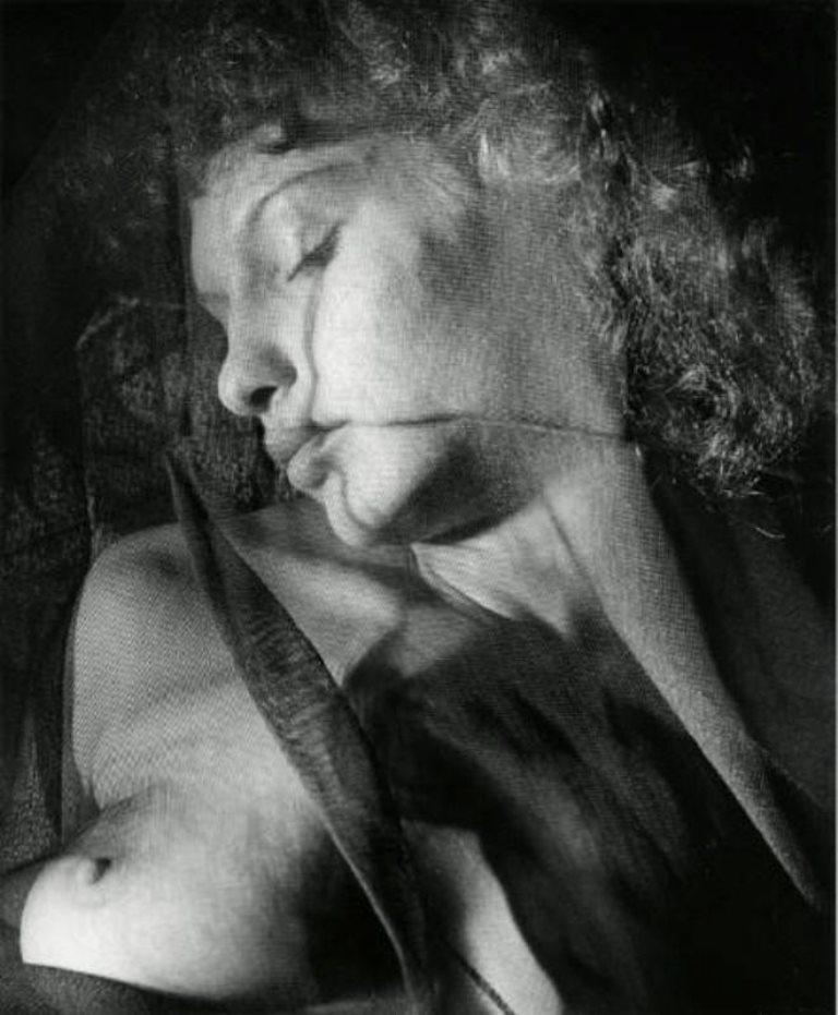 Alexander Hackenschmidt, Maya Deren 1943. Via livejournal.jpg