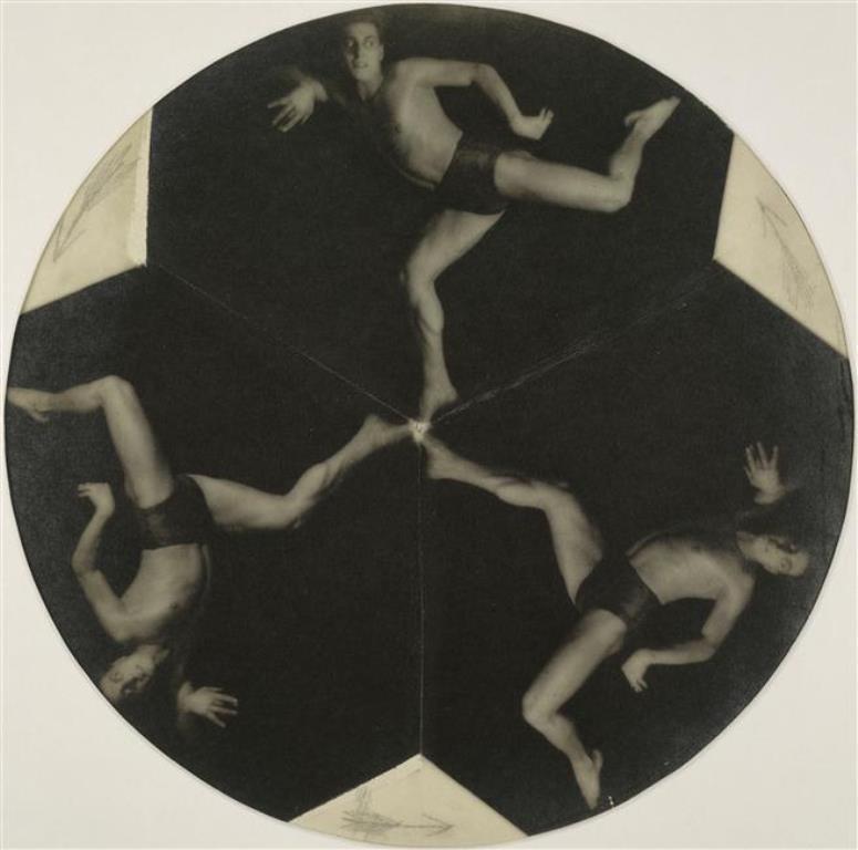 Alexandre Grinberg. L'art du mouvement 1928. Via RMN