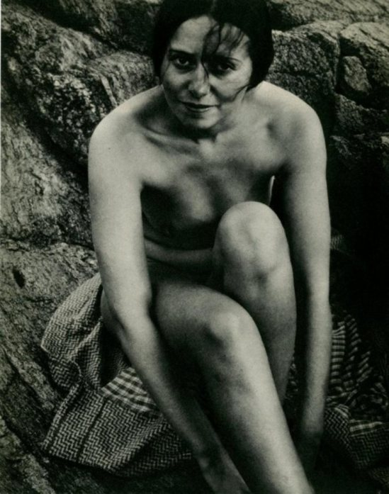 Anton Bruehl. Nude 1934 Via liveauctioneers