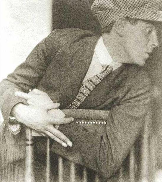 Anton Josef Tcrka. Egon Schiele 1914.jpg Via jahrbuch.at