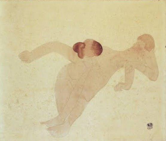 Auguste Rodin. Éros. Deux figures