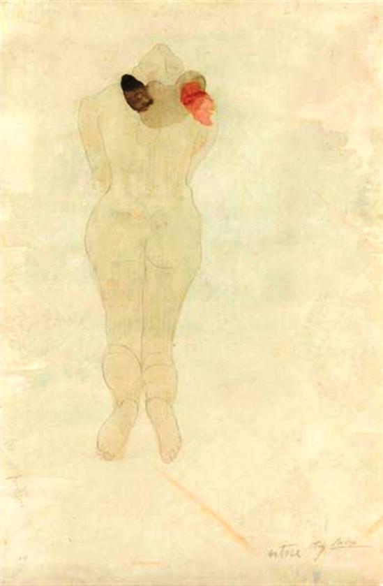 Auguste Rodin. Extase ou poison 1896