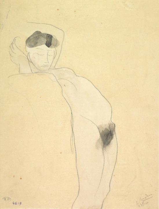 Auguste Rodin. Torture avant 1903