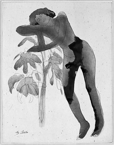 Auste Rodin. Le Jardin des Supplices. 1902