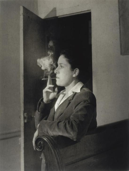 Brassaï. Portrait of Dora Maar 1944 Via mutualart