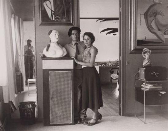 Brassaï. Salvador Dali et Gala Via mutualart