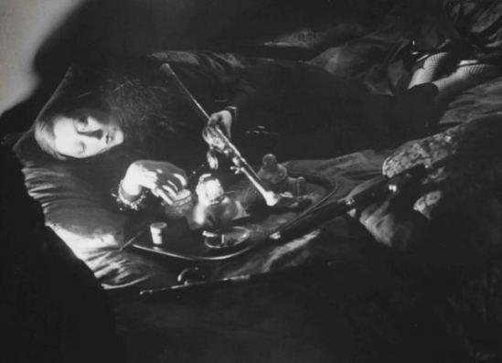 Brassai, Opium Smoker, 1931.Via photobucket