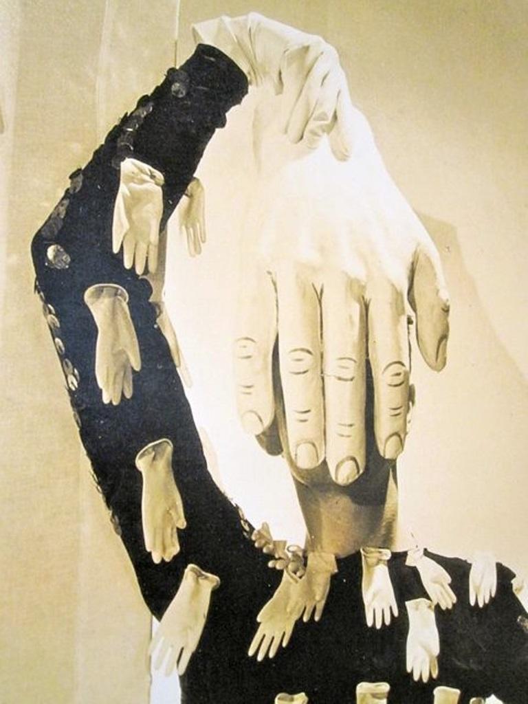 Cecil Beaton. Charles Henri Ford. Costume designed by Salvador Dali 1935