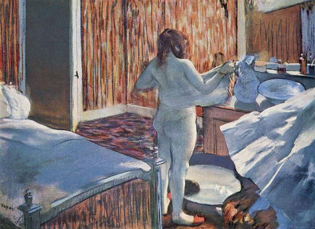 Edgar Degas 1885