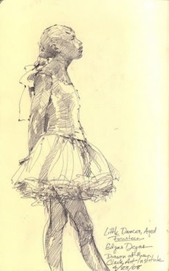 Edgar Degas. Carnet de dessins. jpg