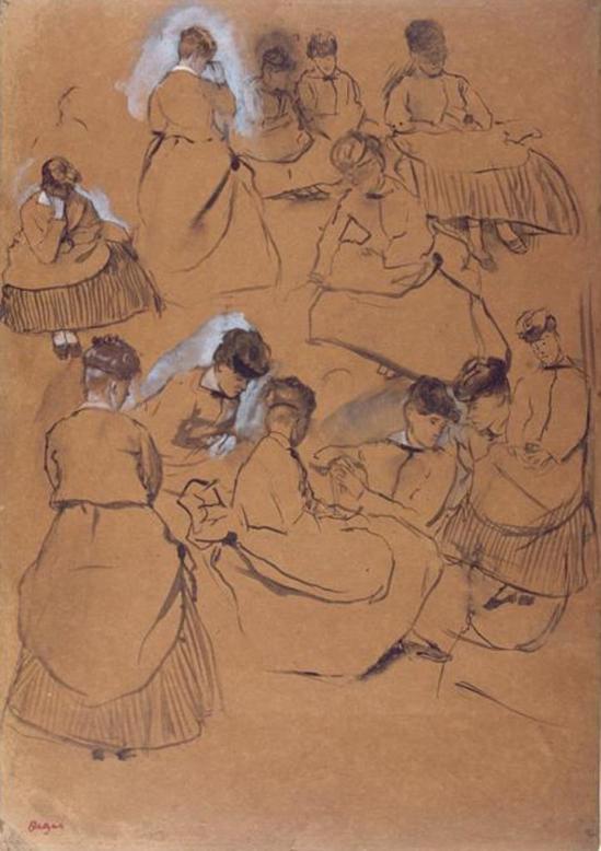 Edgard Degas