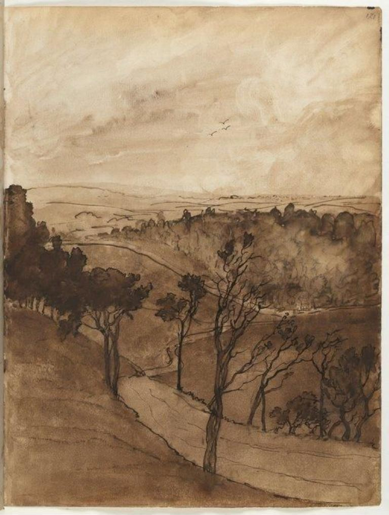 Edgard Degas2. Carnet de dessin