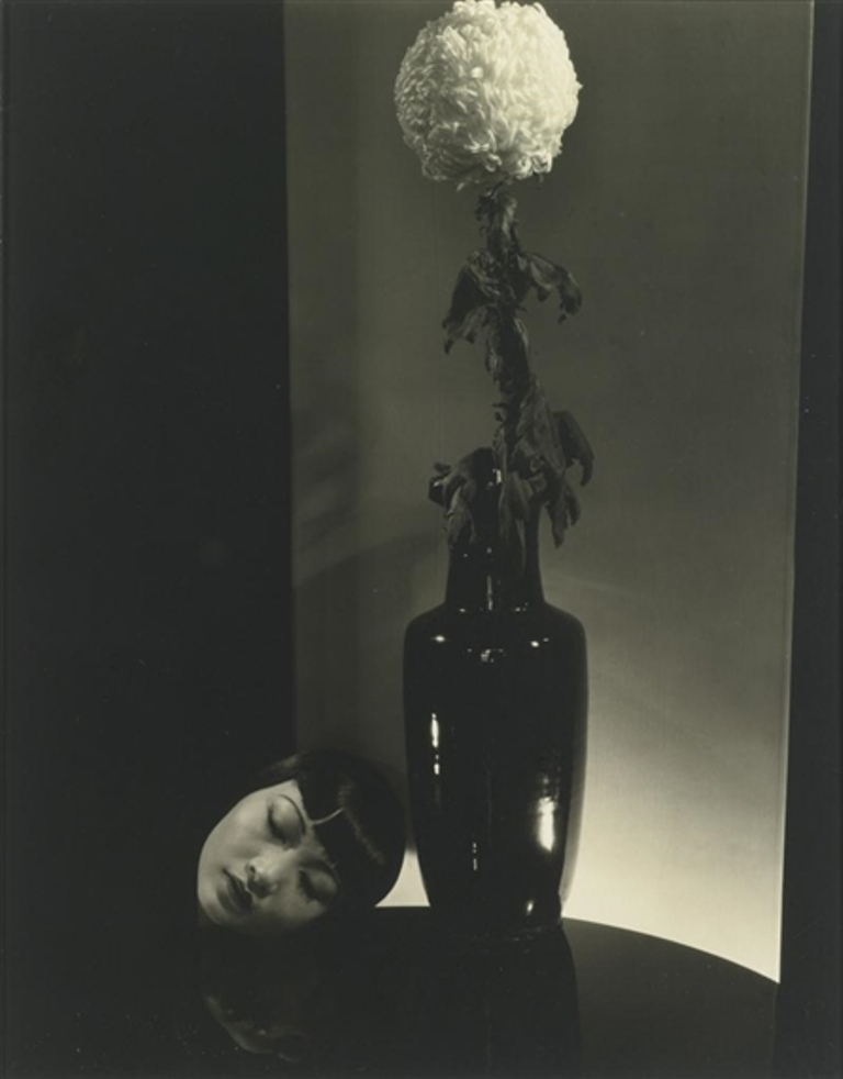 Edward Steichen. ANNA MAY WONG 1930.Mutualart