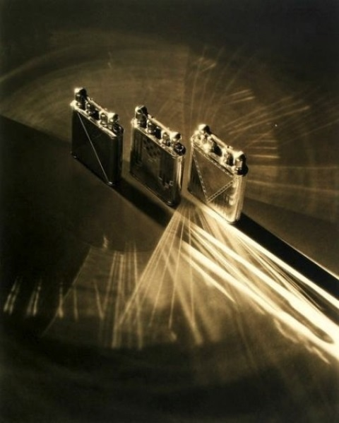 Edward Steichen, Douglas Lighters, 1928
