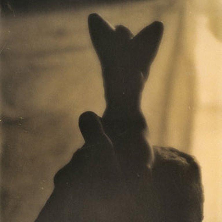 Edward Steichen. L'Éveil 1902. photographie d'une sculpture de Rodin. Via musée Rodin