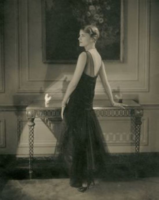 Edward Steichen. Lee Miller 1928 Via pictify