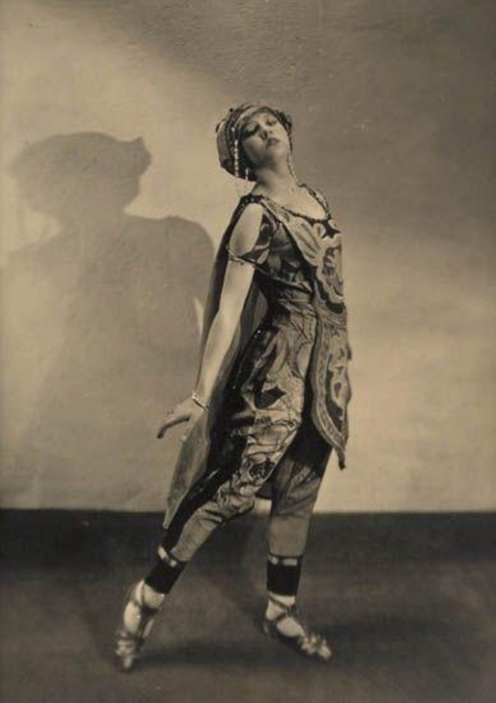 Edward Steichen. Maria Gambarelli 1915Mutualart