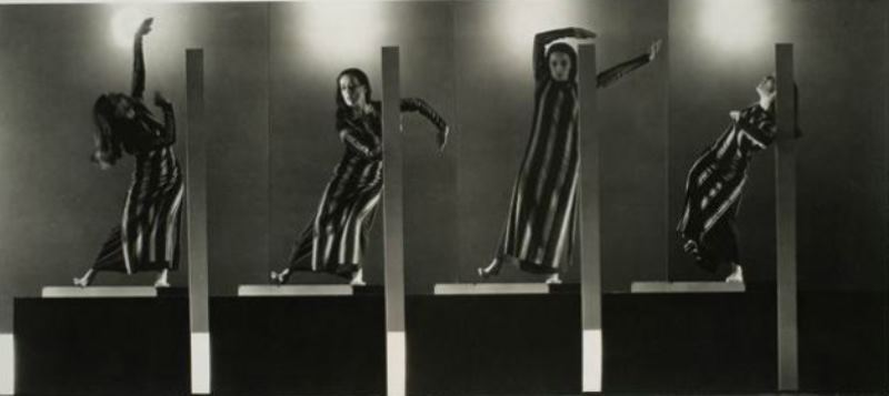 Edward Steichen. Martha Graham 1931