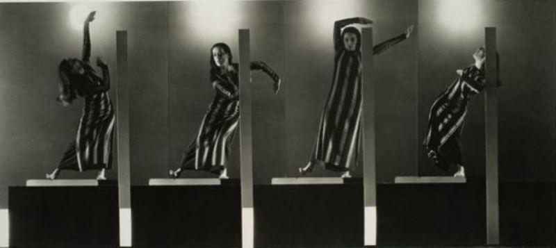 Edward Steichen. Martha Graham 1931