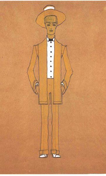 Egon Schiele. Autoportrait8