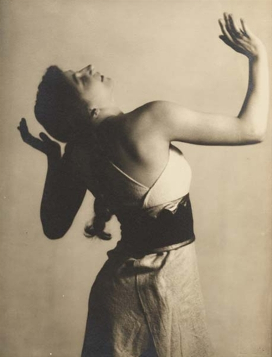 František Drtikol. Dance 1929. Via mutualart