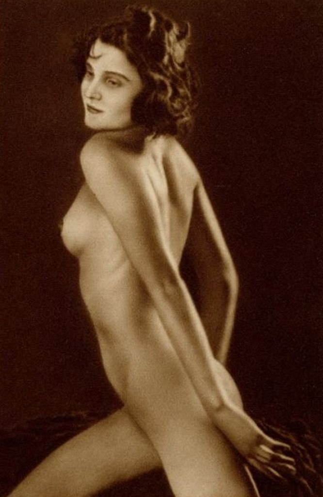 Frantisek Drtikol. Czech Nude #1 1920 Via liveauctioneers