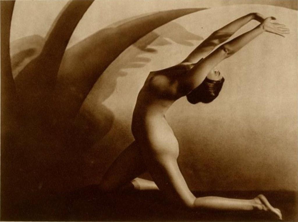 Frantisek Drtikol. Czech Nude #4 1920 Via liveauctioneers